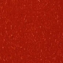 Marmoleum Piano salsa red